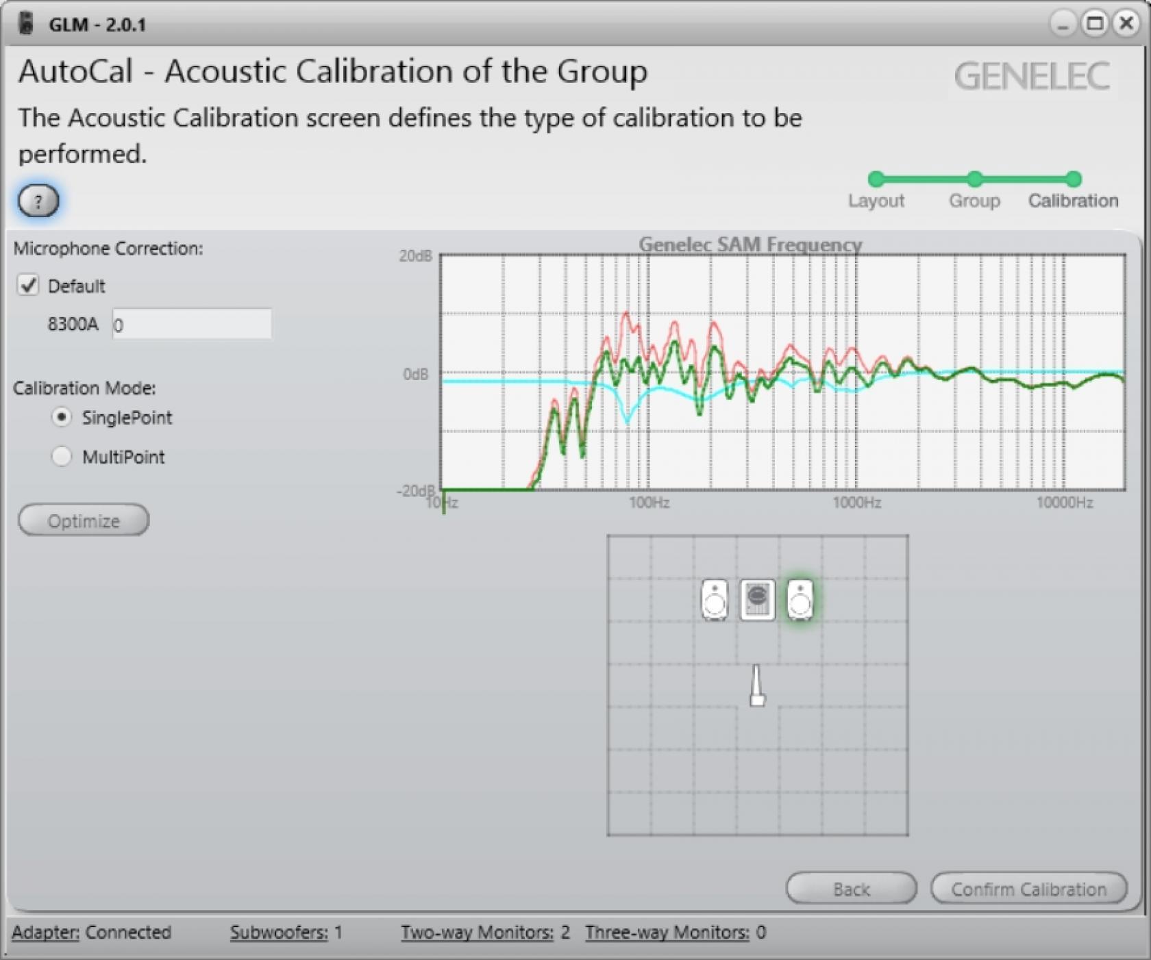 Genelec 8351A SAM™ 6