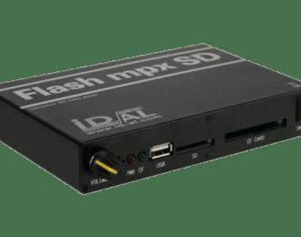 ID-AL Flash MPX SD