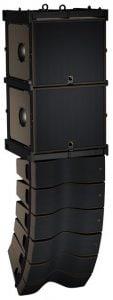 L-Acoustics Kiva II with SB15m