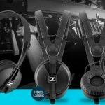 Sennheiser HD25 Headphone range streamlined