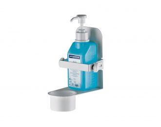 Disinfectant Wall Holder + Gel