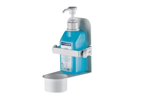 Disinfectant Wall Holder