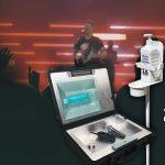 Protégez-Vous Grâce à Notre Boîte De Traitement UV-C Et Nos Stands De Désinfectant Personnalisés 5