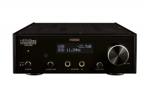 Fostex HP-A8mk2 1