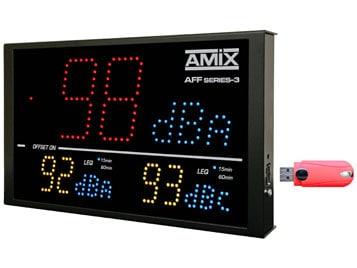 Amix AFF26 (mobile) + Pelicase 3
