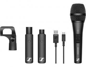 Sennheiser XSW-D Vocal Set – Wireless Microphone System