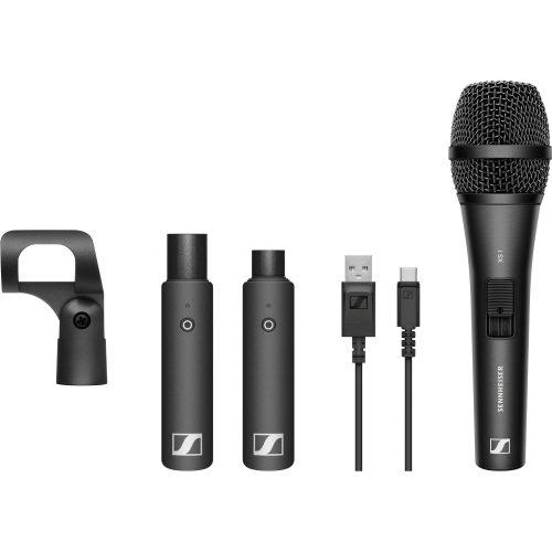 Sennheiser XSW-D Vocal Set – Wireless Microphone System 1