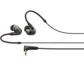 Sennheiser IE400 Pro Smoky Black In-Ear Monitor