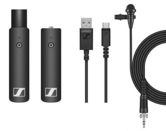 Sennheiser XSW-D Lavalier Set – Wireless Microphone System