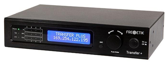 Nouveau chez XLR : Frenetik - Solutions audio avec les normes Dante & PoE. 15