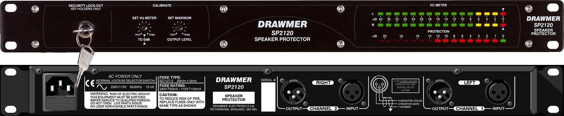 Drawmer Prijslijst | XLR