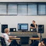 In The Studio: GOOSE About Producing With Genelec Speakers | XLR
