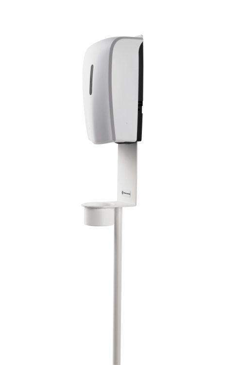 Stand De Désinfectant Automatique Avec Sensor - Avec 5 Litre Gel Désinfectant 1