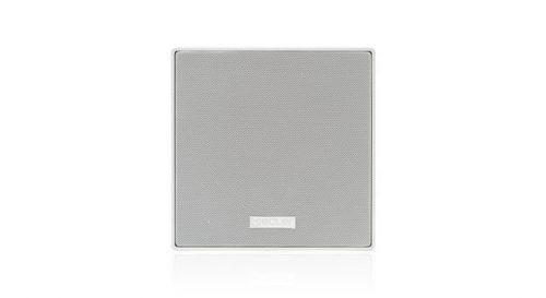 Ecler eAMBIT106 Surface Mount Loudspeaker Cabinet - White 2