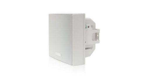 Ecler eAMBIT106 Surface Mount Loudspeaker Cabinet - White 1