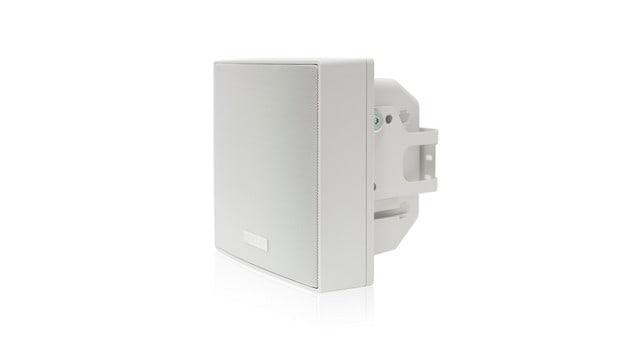 Ecler eAMBIT106 Surface Mount Loudspeaker Cabinet - White | XLR