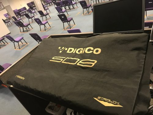DiGiCo SD8 Digital Mixing Console Pack 3