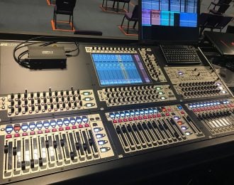 DiGiCo SD8 Digital Mixing Console Pack
