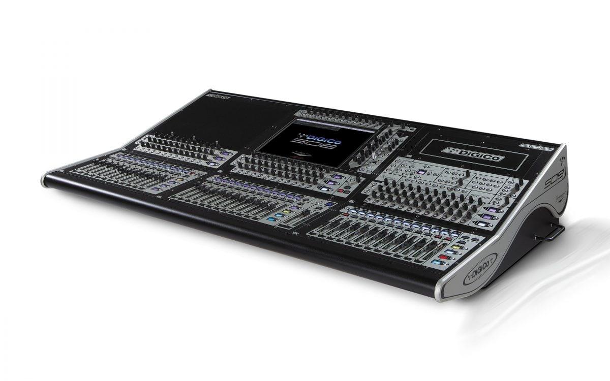 DiGiCo SD8 Digital Mixing Console Pack | XLR