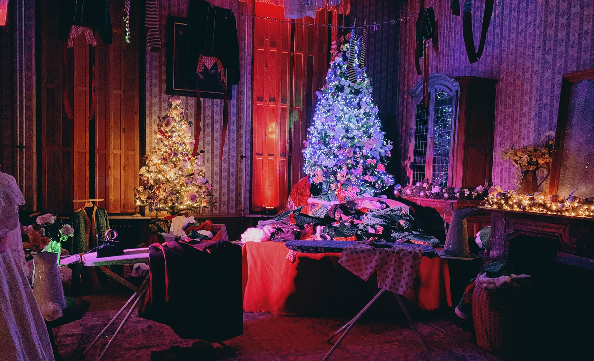 Case Study Waves System (ID-AL) Event Players - Kerstmagie door Twin4u Events & Projects | XLR