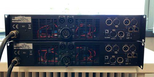 L-Acoustics LA8-R3 Amplifier (AES included) 2