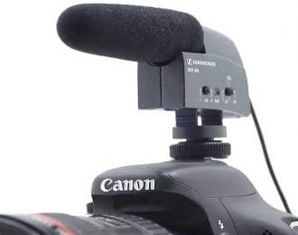 Sennheiser MKE 400 – Camera Shotgun Microphone