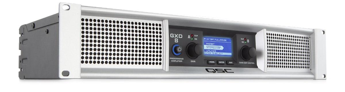 QSC GXD8 Power Amplifier 5