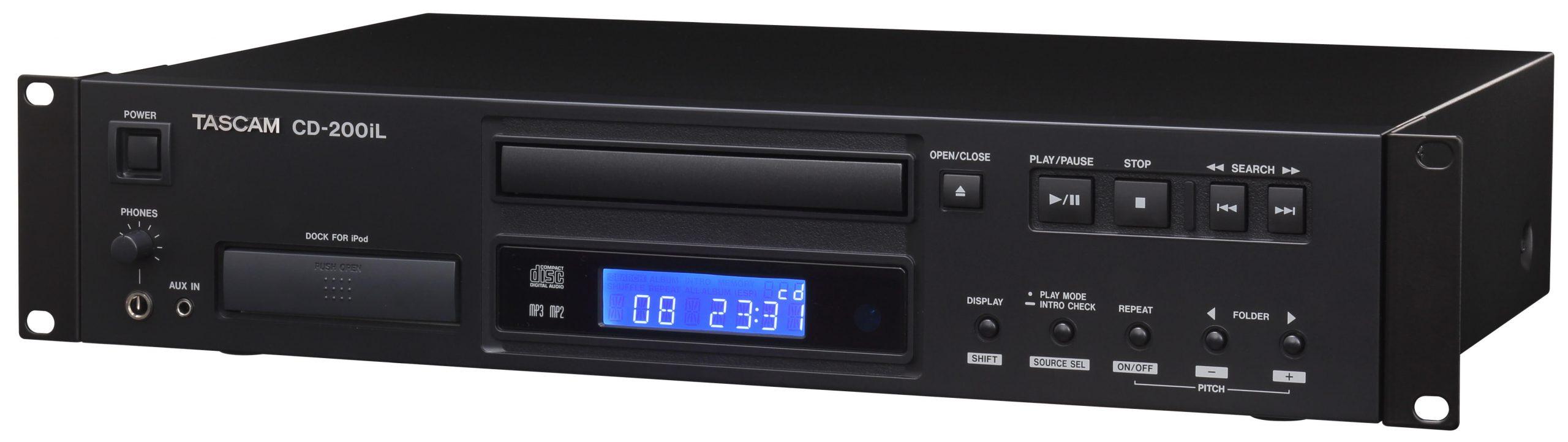 Tascam CD200iL 3