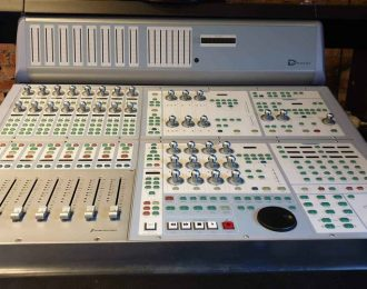 Avid ICON D-Command Controller + Avid XMON + Argosy Desk