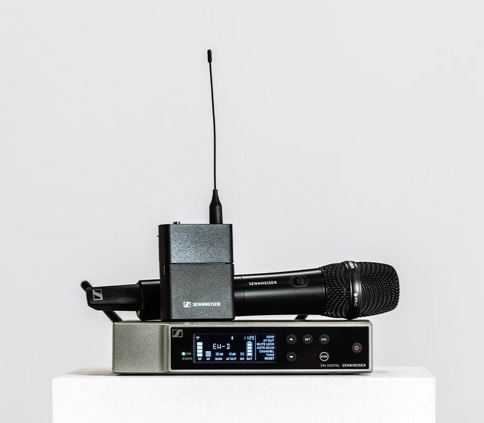 The New Sennheiser Evolution Wireless Digital Improves Your Live Performance 2