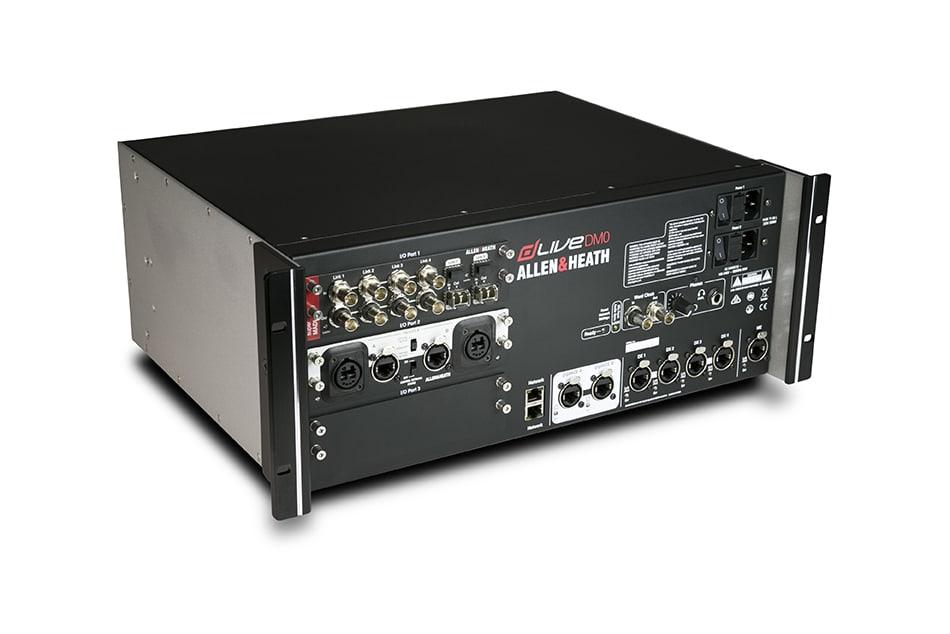 Allen & Heath dLive DM0 & IP8 Pack 3