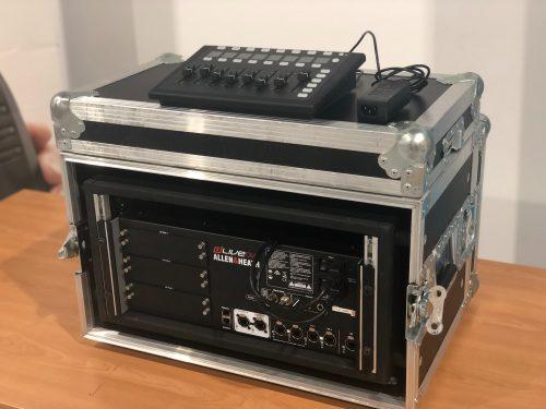 Allen & Heath dLive DM0 & IP8 Pack 1