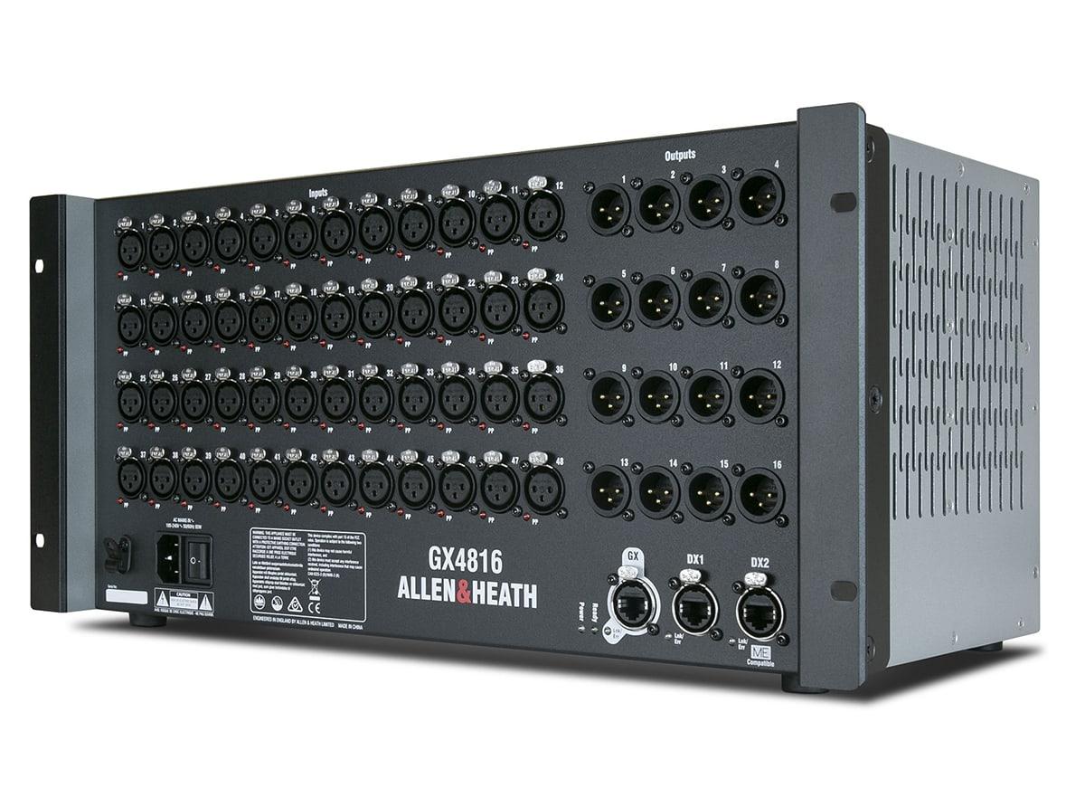 Allen & Heath GX4816 Portable GX Expander 4