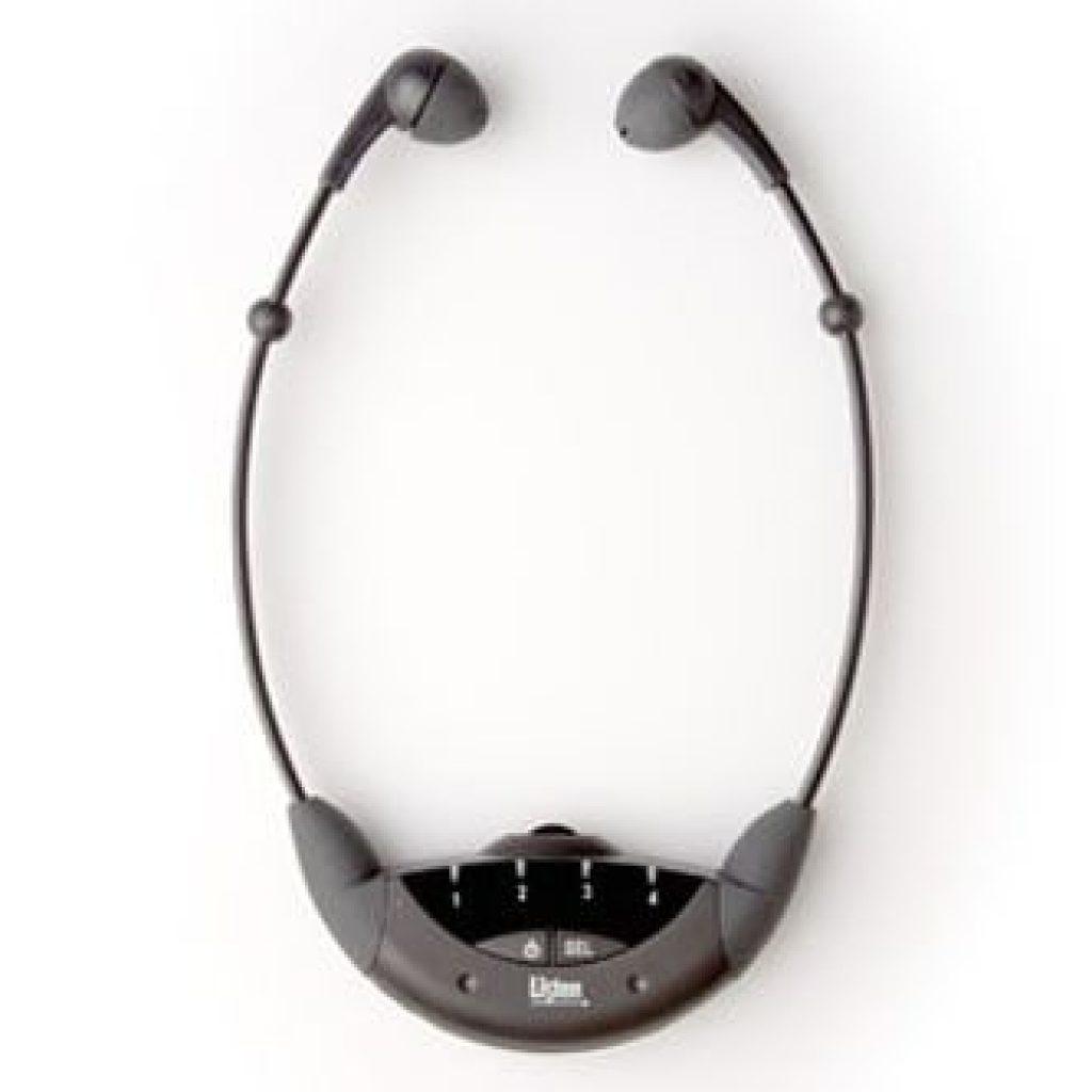 Listen LR-42 - IR Stethoscope 4-Channel Receiver | XLR