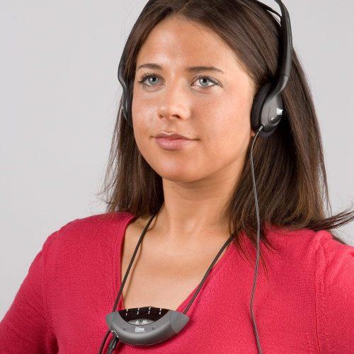 Listen LR-44 - IR Lanyard 4-Channel Receiver 2