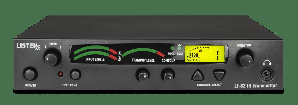Listen LT-82 - ListenIR 1-Channel Transmitter 4