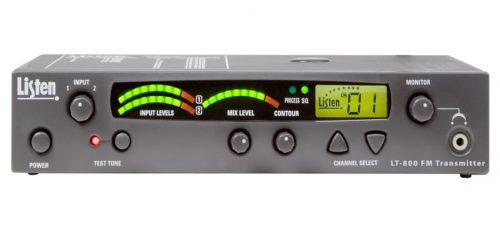 Listen LT 800 - Stationary FM Transmitter (863 mHz) 1