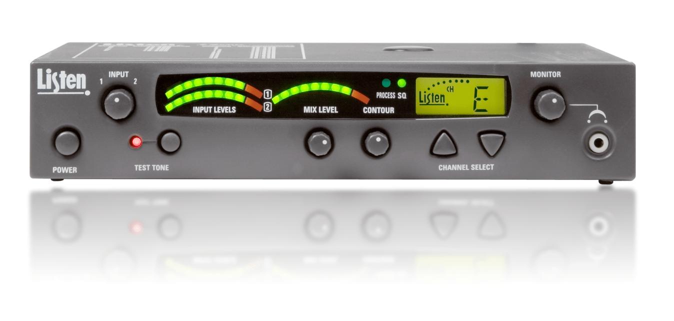 Listen LT 800 - Stationary FM Transmitter (863 mHz) 4